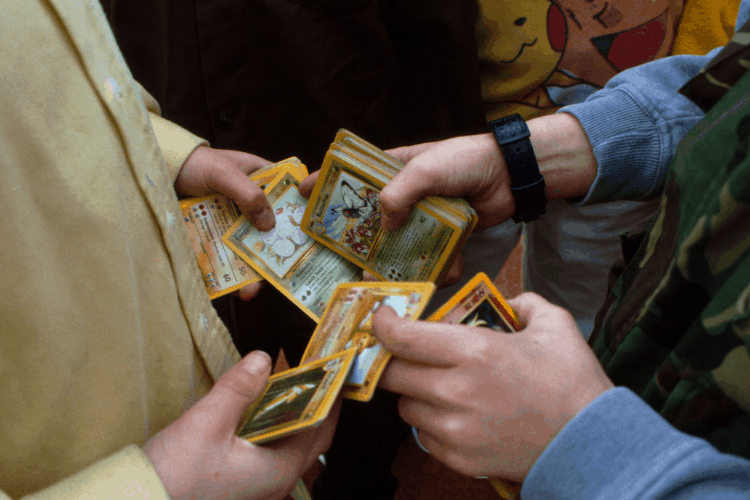 Pokemon Trading Cards Guide