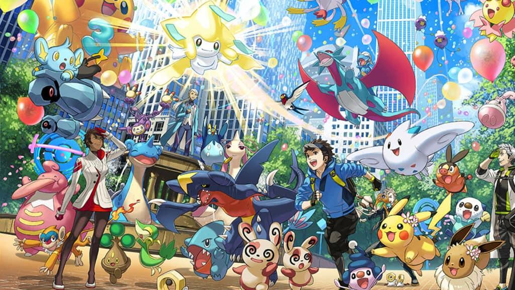 Pokemon Universe