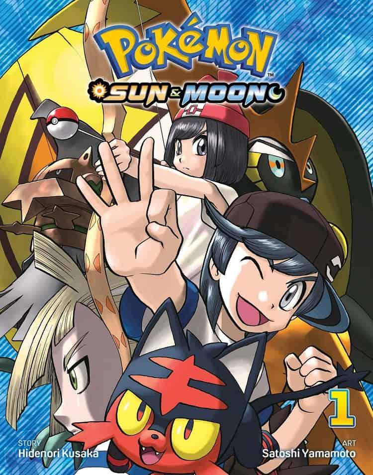 Pokemon Horizon: Sun & Moon