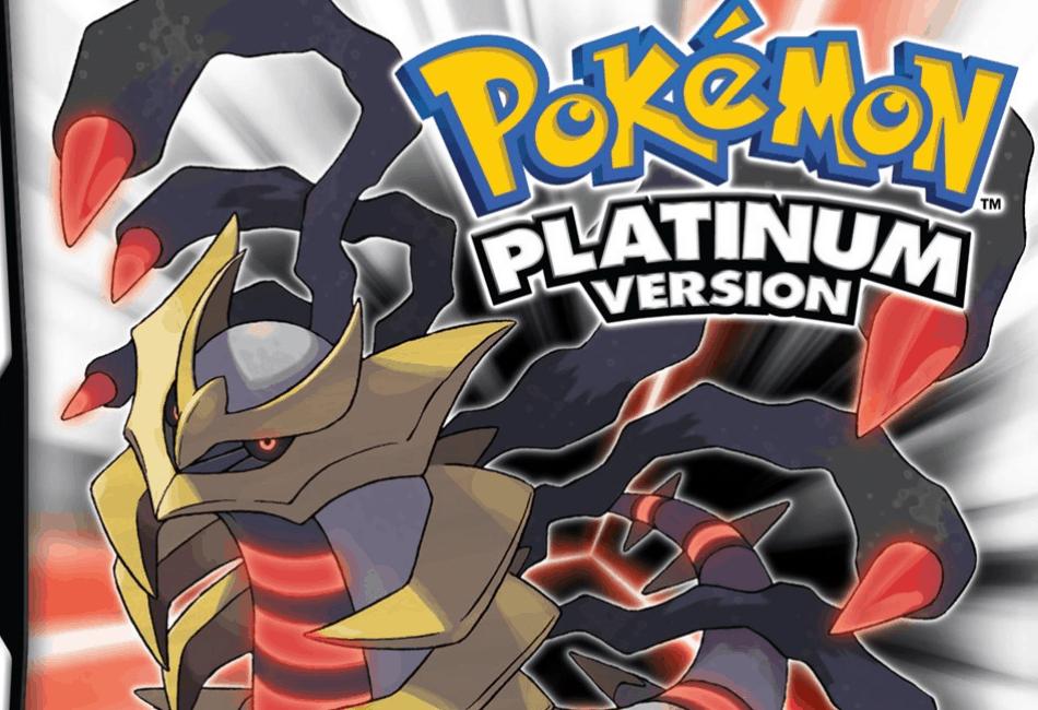 Pokemon Platinum Video Game