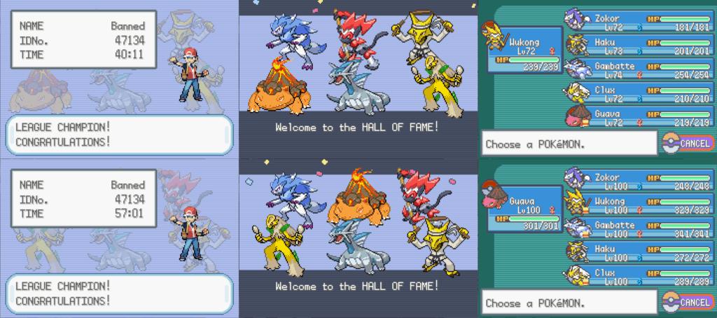 Pokemon Video Games Timeline
