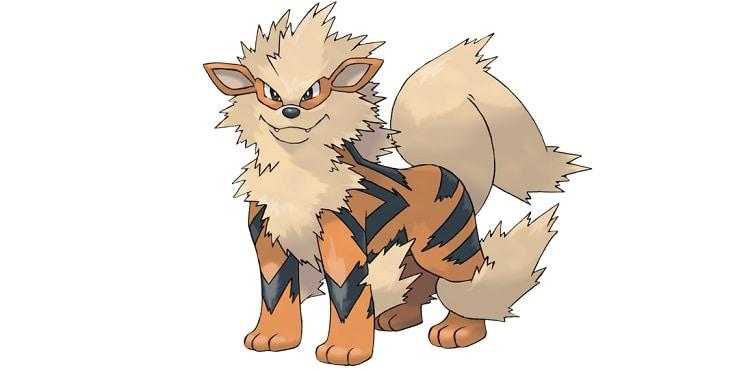 Dog Inspired Pokemon Characters