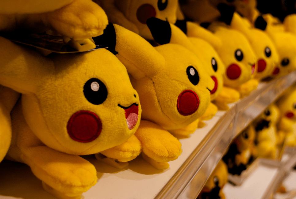 Best Pokemon Merchandise