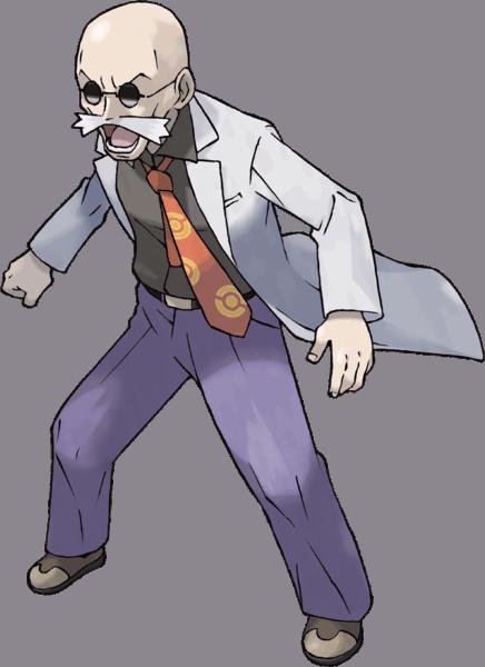 Blaine, Cinnabar's Gym Leader