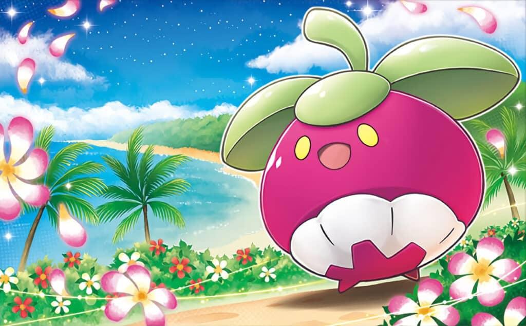 Bounsweet Pokemon
