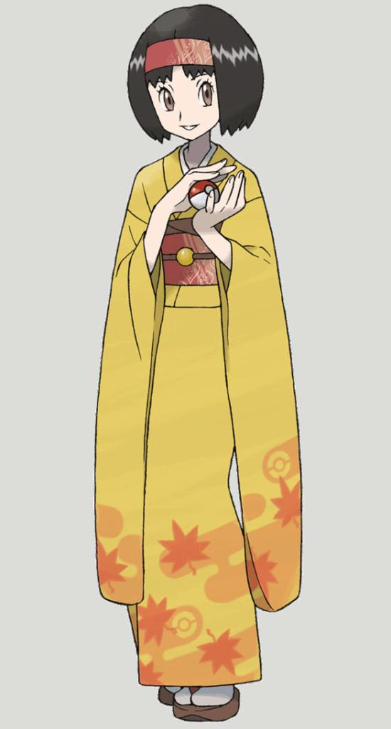 Erika, Celadon's Gym Leader