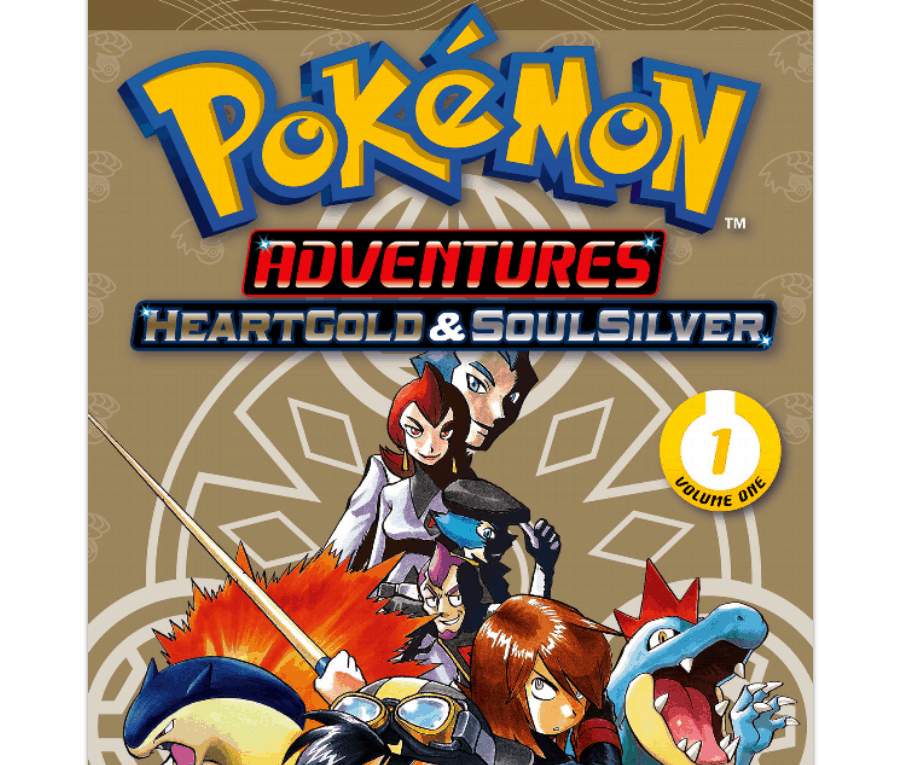 Heart Gold and Soul Silver Chapter