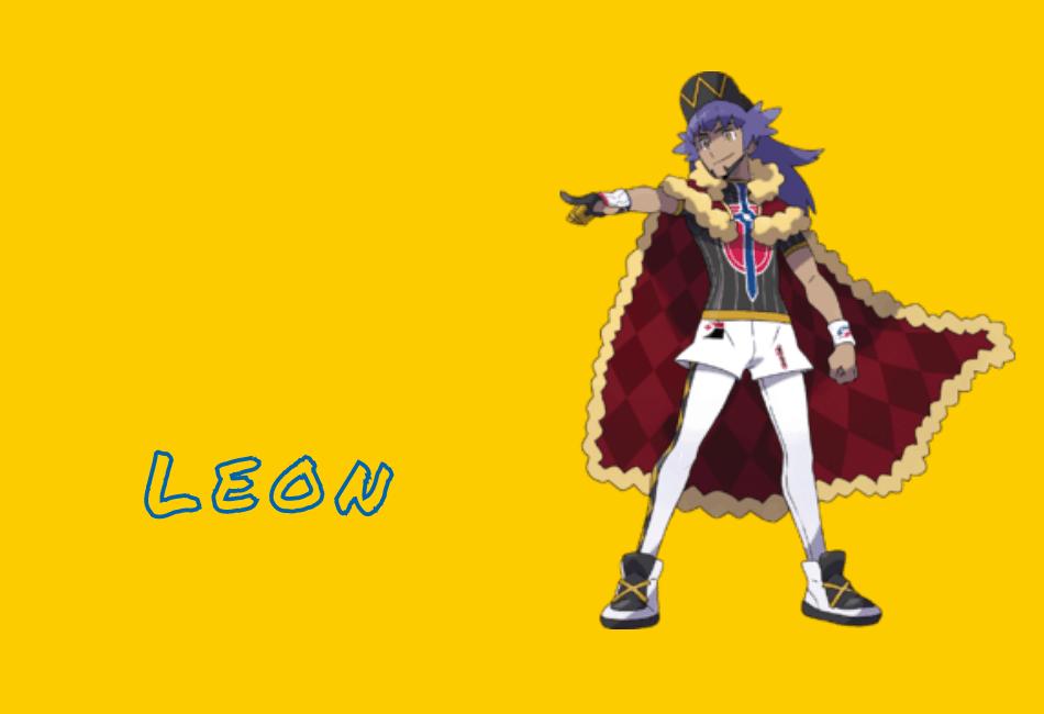 Leon Pokemon Guide