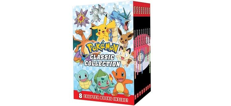 Pokémon Books