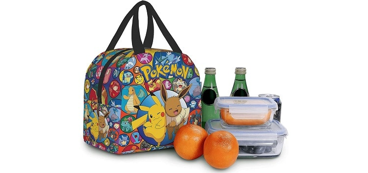 Pokémon Cookware, Bento Boxes, and Lunch Boxes