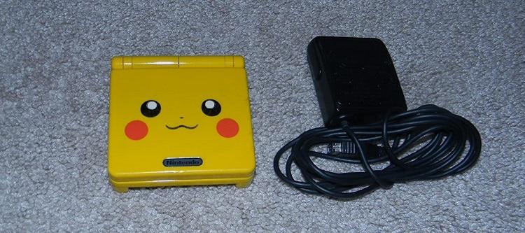 Best Pokemon Merchandise: consoles
