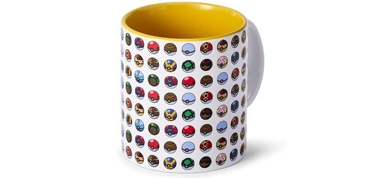 Best Pokemon Merchandise: Pokémon Mugs
