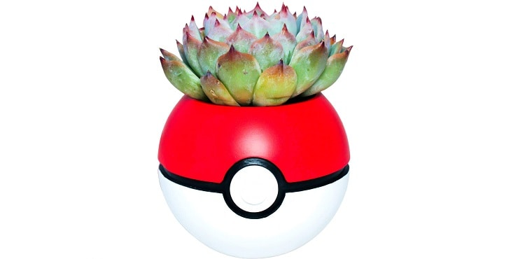 Pokémon Planters