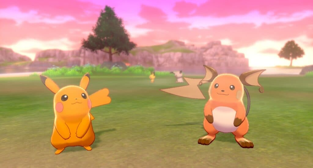 Shiny Pikachu Game