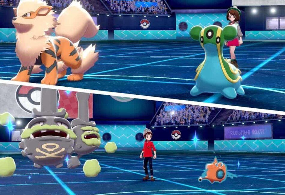 pokemon sword and shield game