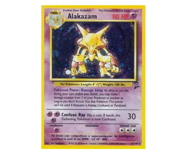 Alakazam Star