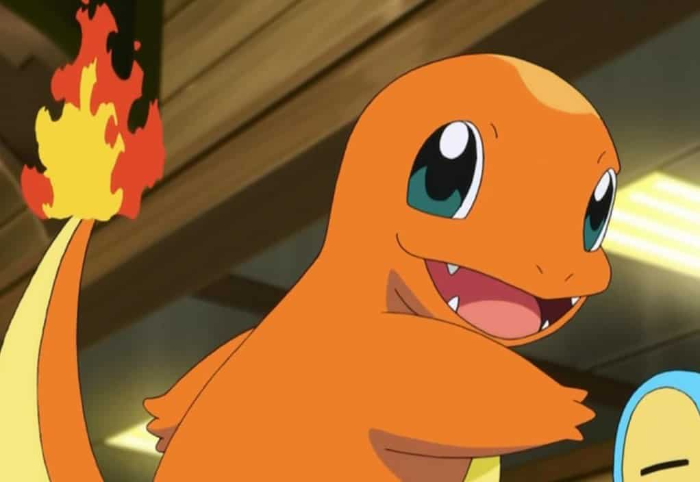 Charlamander Pokemon