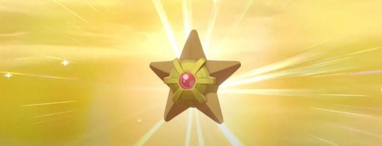 How to Catch a Shiny Staryu