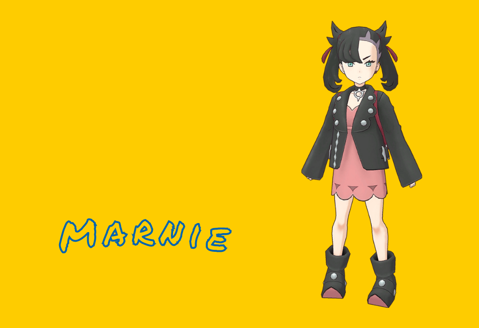 Marnie Pokemon Guide
