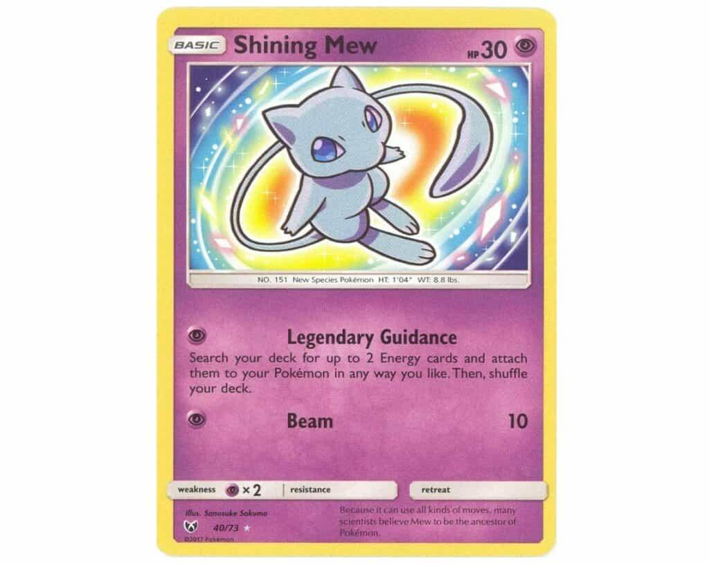 Shining Mew