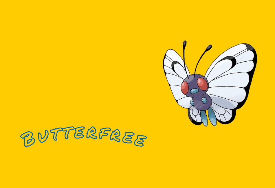 Shiny Butterfree Guide