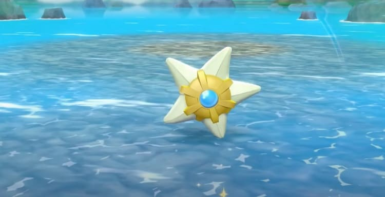 What is a Shiny Staryu?
