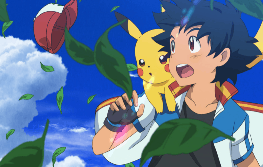 Pokemon The Power of Us Synopsis