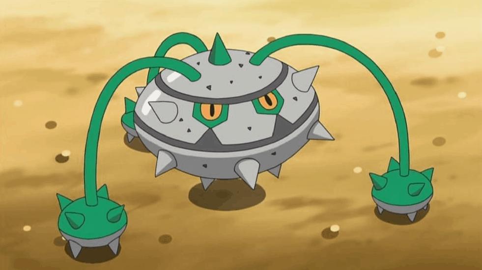 Ferrothorn Pokemon
