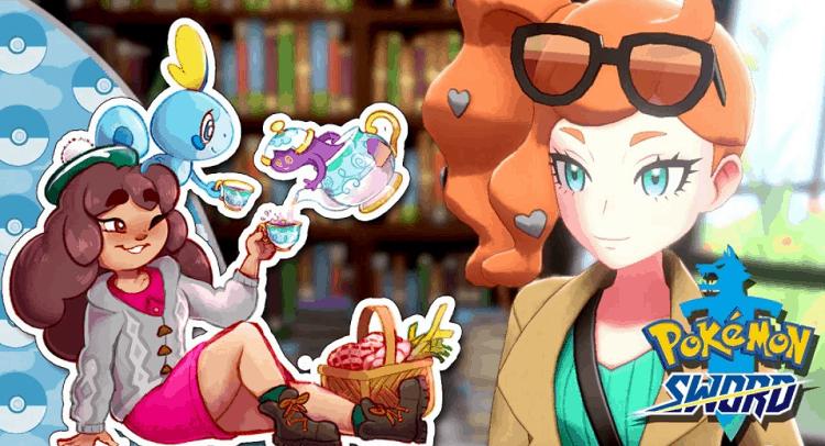 Pokemon Sword Sonia