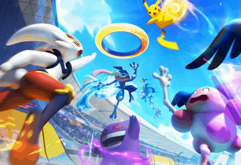 Pokemon Unite Video Game Review