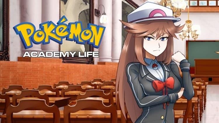 Pokémon Academy Life Main Characters